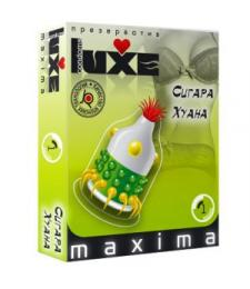 Презерватив LUXE Maxima  Сигара Хуана  - 1 шт.