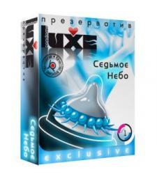 Презерватив LUXE  Exclusive  Седьмое небо  - 1 шт.