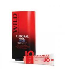 Возбуждающий гель для клитора сильного действия JO Clitoral Wild - 10 мл.