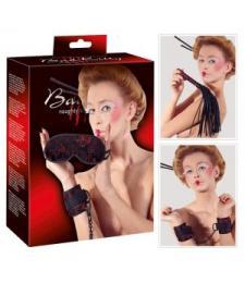 БДСМ-набор из трех предметов Asia-Erotik-Set