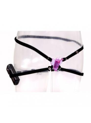 Фиолетовая бабочка для клитора