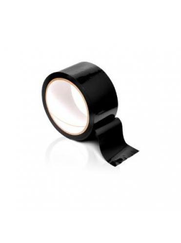 Черная самоклеящаяся лента для связывания Pleasure Tape - 10,6 м.