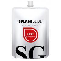 Возбуждающий лубрикант на водной основе Splashglide Hot Stimulative - 100 мл.