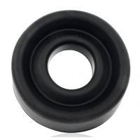 Чёрная силиконовая насадка на помпу размера M