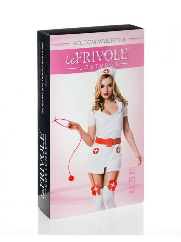 Костюм похотливой медсестры