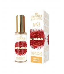 Освежитель воздуха с феромонами и ванильным ароматом - 30 мл.