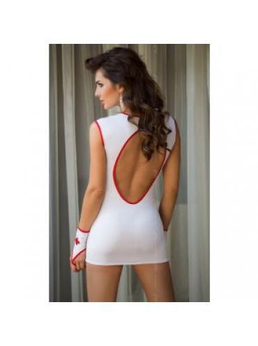 Платье горячей медсестры
