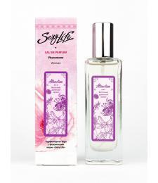 Женская парфюмерная вода с феромонами Sexy Life Attraction - 30 мл.
