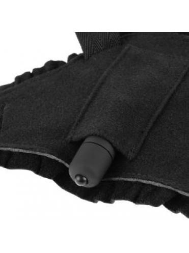 Женские трусики с рюшами для крепления страпона Leather Lovers Harness