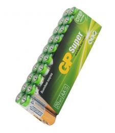 Алкалиновые батарейки GP Super Alkaline 15А типа АA - 20 шт.