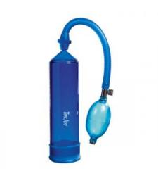 Синяя вакуумная помпа Power Pump Blue