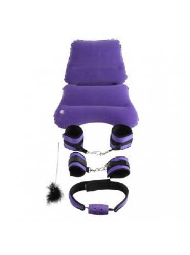 Набор для бондажа Purple Pleasure Bondage Set