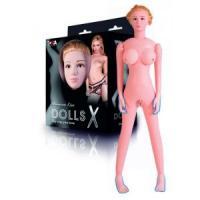 Надувная секс-кукла ARIANNA с реалистичной головой и конечностями
