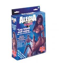 Темнокожая секс-кукла Alecia