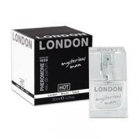 Мужские духи с феромонами London Mysterious Man - 30 мл.
