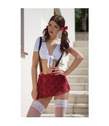 Игровой костюм студентки Kiki