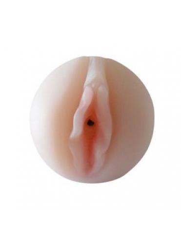 Мастурбатор-вагина с многоуровневой вибрацией Pink Pussy
