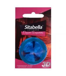 Насадка стимулирующая Sitabella 3D  Секрет амаретто  с ароматом амаретто