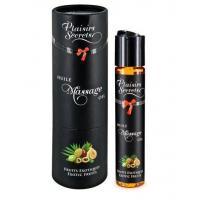 Массажное масло с ароматом экзотических фруктов Huile de Massage Gourmande Fruits Exotiques - 59 мл.