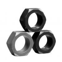 Набор из 3 эрекционных колец разного цвета