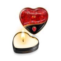 Массажная свеча с ароматом клубники Bougie Massage Candle - 35 мл.